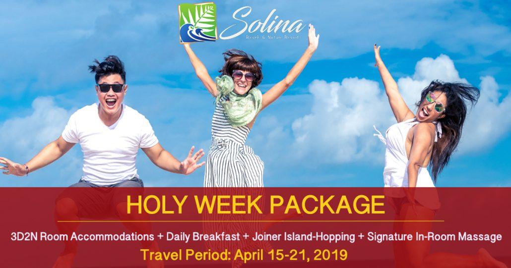 Holyweek Package