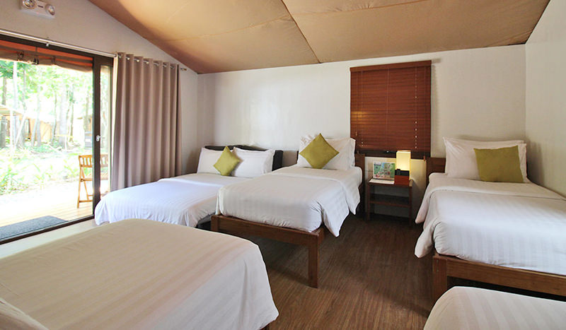 Solina Beach and Nature Resort - Kamalig Grupo