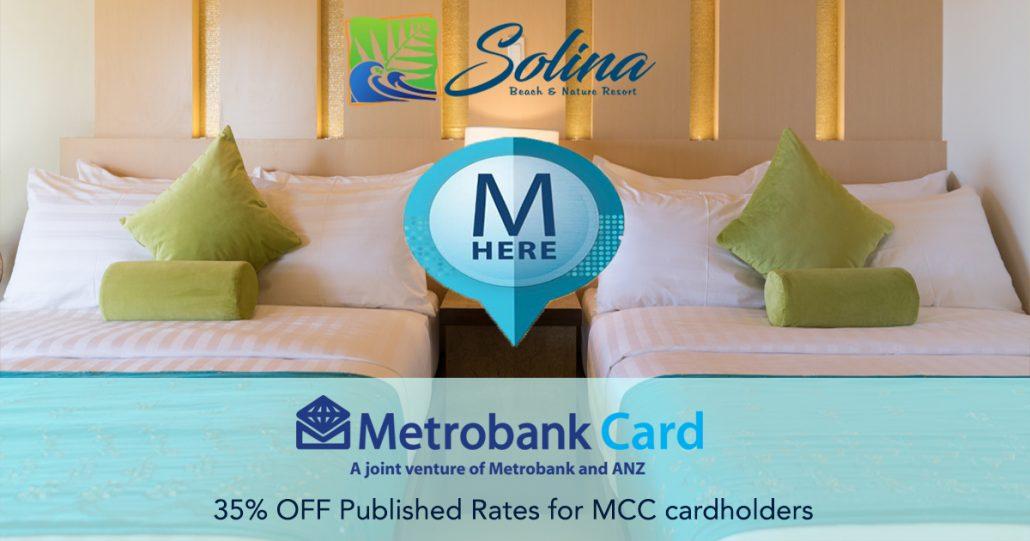 Metrobank Cardholders Exclusive