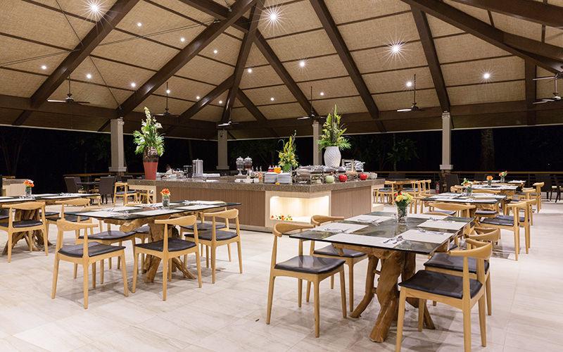 Solina Beach and Nature Resort - Annga Restaurant