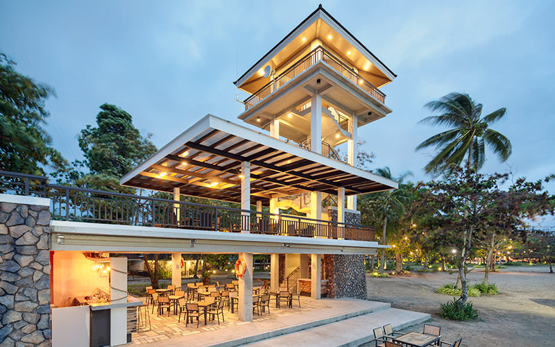 Solina Beach and Nature Resort - Dayun Tower Bar