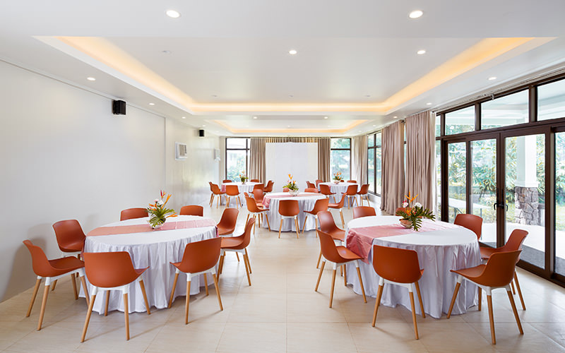 Solina Beach and Nature Resort - Function Hall