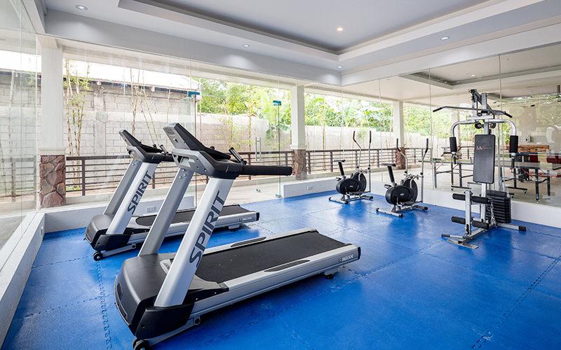 Solina Beach and Nature Resort - Gym-Fitness-Center