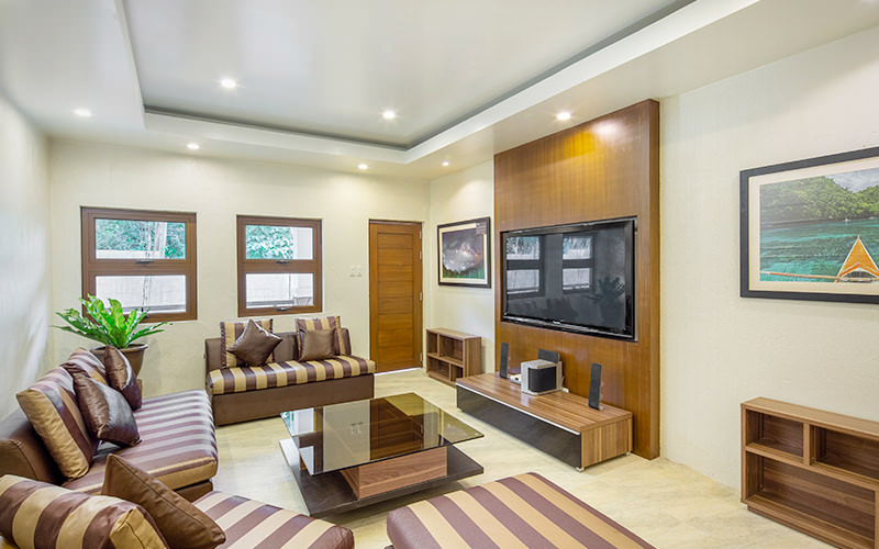 Solina Beach and Nature Resort - Private KTV Room